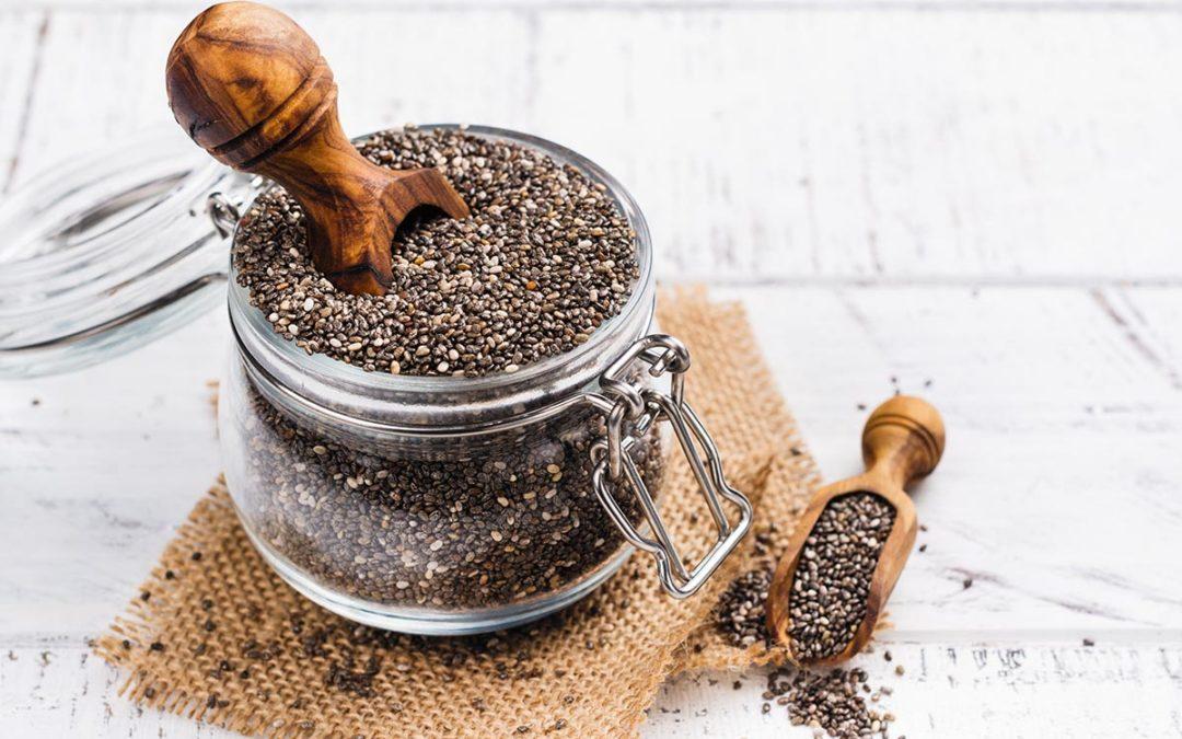 Kilka faktów na temat nasion chia